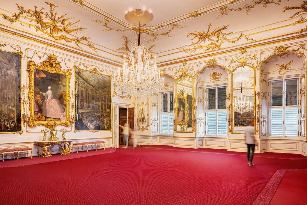 Zeremoniensaal Schönbrunn