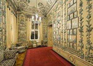 Sala de porcelana de Schönbrunn